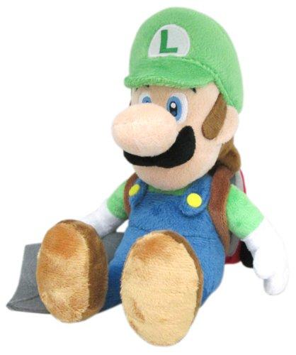 Luigi's Mansion 2 Plush: Luigi