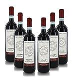 Villa Walter Fontana Vino Rojo Legame, Rosso di Valtellina Doc, Cosecha 2019, Caja de 6 Botellas de 75 cl Cada Una