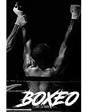 BOXEO: ¡Mi cuaderno para boxeadores y fanáticos del boxeo! Un regalo ideal para cualquier boxeador | 151 páginas - 6 x 9 pulgadas