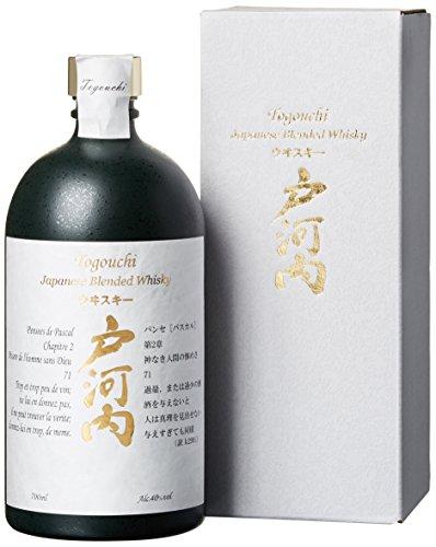 Togouchi Premium 40 ° Blended Whisky - Chugoku Jozo - 70 cl