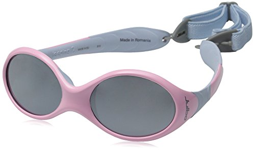 Julbo Looping 2 Sunglasses, Pink/Blue, 12-24 months Spectron 4 Baby Lens