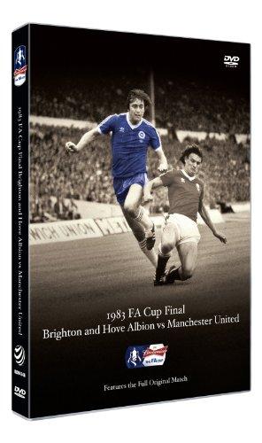 1983 FA Cup Final - Brighton and Hove Albion v Manchester United [DVD]