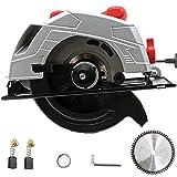 1650W Circular Saw, Hand Held Electric Saw, 4800rpm DIY Power Tool...