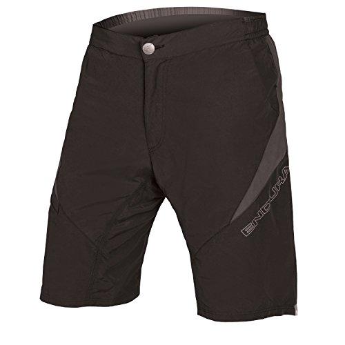 Endura Cairn Baggy Cycling Short Black, X-Large