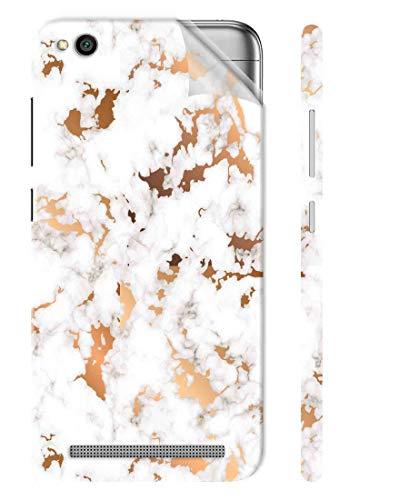 Snooky Mobile Skin Sticker White Marble White for Xiaomi Redmi 5A