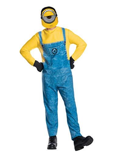 Horror-Shop Mel Minion Kostüm für Fasching & Halloween Standard