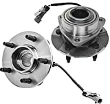 Bodeman - Pair Front Wheel Hub & Bearing Assembly for 2005-2006 Chevy Equinox/for 2006 Pontiac Torrent/for 2002-2007 Saturn Vue