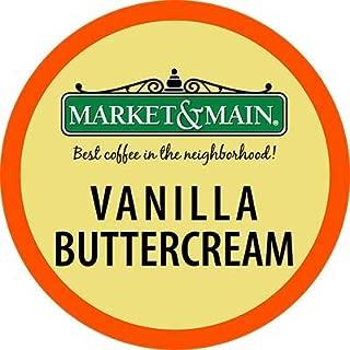 Market & Main Vanilla Buttercream 18 single serve cups
