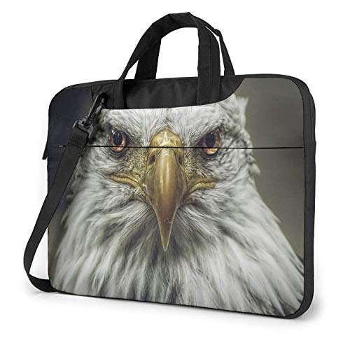 XCNGG Computertasche Umhängetasche Laptop Bag, Cats Tiger Business Briefcase Protective Bag Cover for Ultrabook, MacBook, Asus, Samsung, Sony, Notebook 15.6 inch