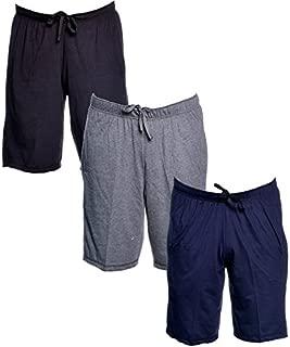 VIMAL JONNEY Multicolor Cotton Blended Bermuda Shorts for Men(Pack of 3)