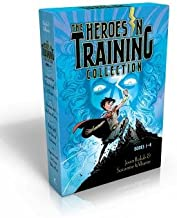 The Heroes in Training Collection Books 1-4( Zeus and the Thunderbolt of Doom/Poseidon and the Sea of Fury/Hades and the Helm of Darkness/Hyperion an)[BOXED-HEROES IN TRAINING CO-4V][Boxed Set]