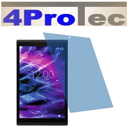 4ProTec I 2X Crystal Clear klar Schutzfolie für Medion LIFETAB X10302 X10301 Premium Bildschirmschutzfolie Displayschutzfolie Schutzhülle Bildschirmschutz Bildschirmfolie Folie