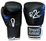 Ring to Cage R2C Super Bag Gloves for Muay Thai, MMA, Kickboxing, Boxing, Krav MAGA, Cardio Aerobic. Large 14oz