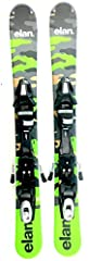 Integrated Adjustable Adult Ski Boot Release Ski Bindings Wood core for excellent stability and carving fun.