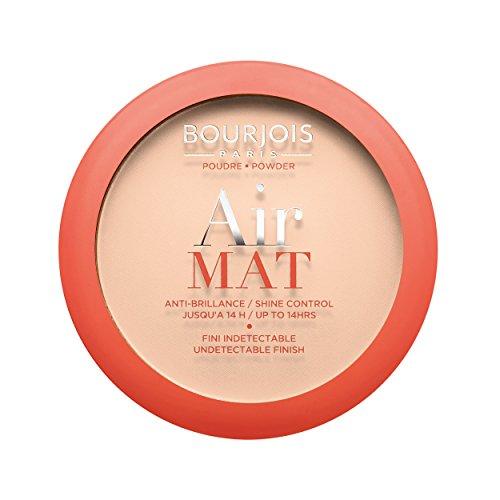 Bourjois Compact Powder Air Mat 01 Rose Ivory
