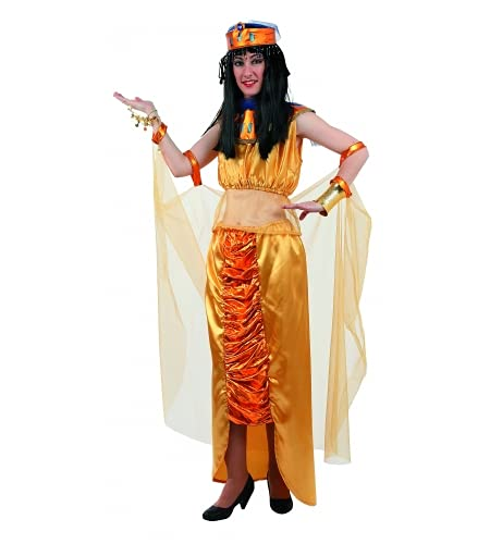 Fiesta y Carnaval, S.L.. DISFRAZ CLEOPATRA MUJER - Talla 44 ¦ L Mujer | XS Hombre