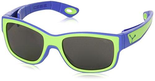 Cébé Kinder S'Trike Sonnenbrille, Matte Blue Green, Small