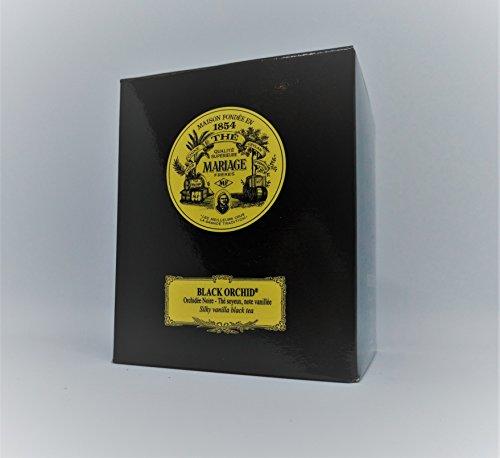 マリアージュフレール ブラック オーキッド 100g 日本未発売品 海外直送品