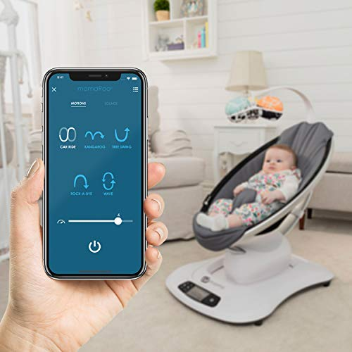 41jvy5hrE8L The Best Baby Swing with Lights and Music in 2021