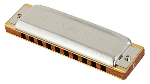 Hohner Blues Harp MS Armónica D