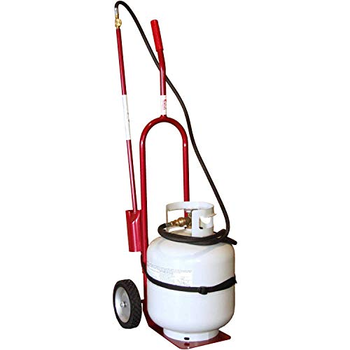 Red Dragon CD-100 Propane Cylinder Dolly,Steel