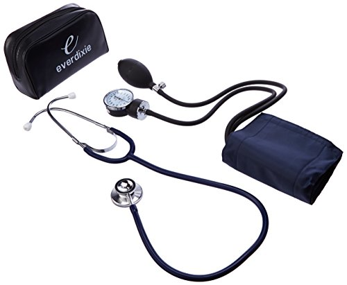 Buy Bargain Dixie Ems Blood Pressure Cuff with Dual Head Stethoscope Kit