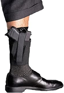 Galco Cop Ankle Band for Walther PPK, Sig P232, Kahr K9, K40, PM9, PM40, Bersa Thunder .380