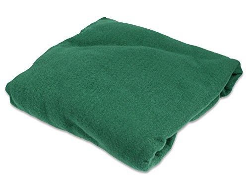 Vetrineinrete® Panno Verde da Gioco Carte Poker copritavolo Tappeto Proteggi Tavolo Black Jack 140x140 cm 43919