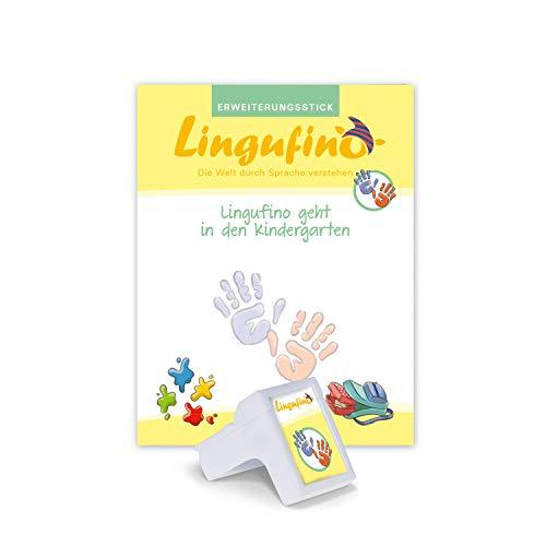 DIALOG TOYS Lingufino Erweiterungs-Set Lingufino geht in den Kindergarten