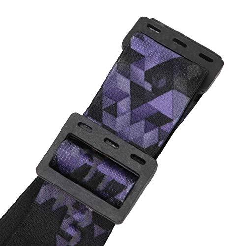 BOLORAMO Linterna Frontal Negro para Exteriores Carga USB Recargable T6 Duro Ligero Ligero Sensor Faro USB para Camping, Carreras de Aventura, montañismo