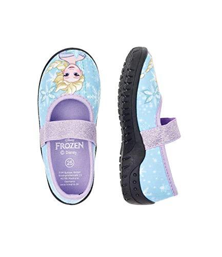 Disney Die Eiskönigin Mädchen Hausschuhe Blau 30