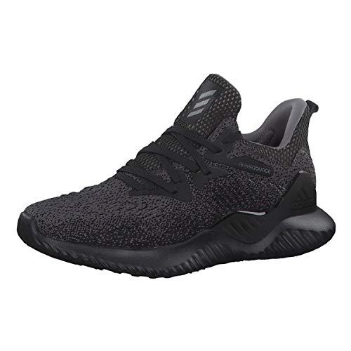 adidas Alphabounce Beyond J, Zapatillas de Trail Running Unisex Adulto, Gris (Carbon/Gritre/Negbás 000), 36 2/3 EU