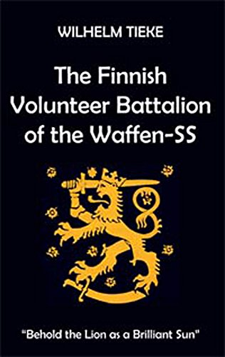 The Finnish Volunteer Battalion of the Waffen-SS