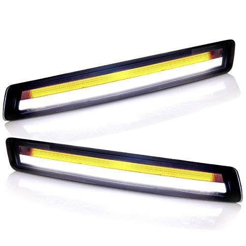 LED Blinker mit LED Tagfahrlicht Zugelassen V-130612