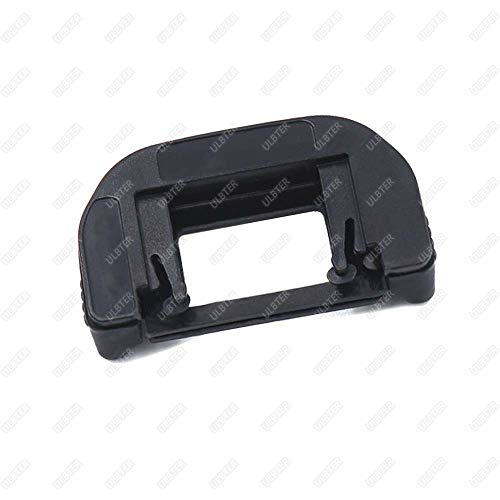 ULBTER 600D Augenmuschel Okular Sucher EF für Canon EOS 2000D 1300D 1200D 1100D 800D 760D 750D 700D 650D 600D 550D 500D 450D 400D 350D 250D 200D 100D Kamera EF Okularmuschel -(2 Stück)