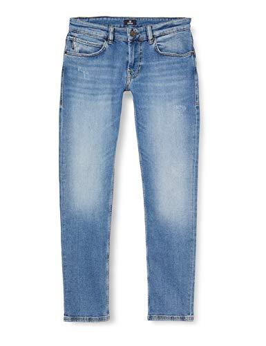 Strellson Premium Robin-z Jeans Slim, Blu (Bright Blue 438), W34/L34 (Taglia Produttore: 34/34) Uomo