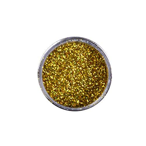 YusellYu Sparkly Makeup Glitter Loose Powder Lidschatten Gold Lidschattenpigment