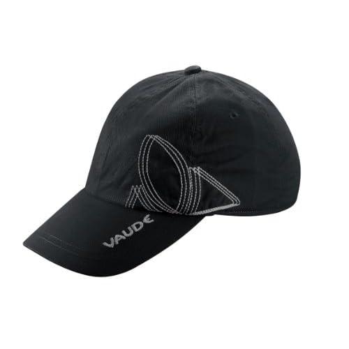 VAUDE - Logo cap III, Cappello da Uomo, Nero