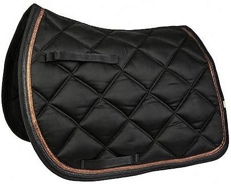 Lettia Rosegold Dressage Saddle 高級品 推奨 Pad