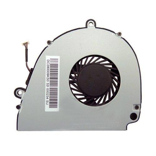 Gateway ne56r17h DC280009KD0 ventilador de refrigeración