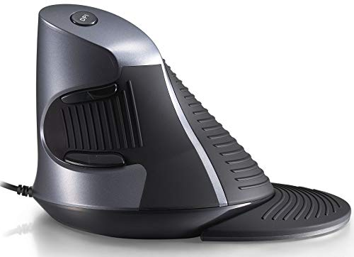 Mouse Delux M618 com Fio