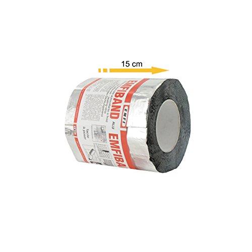 Dichtband selbstklebend kalt Alu EMFI 15 cm x 10 m