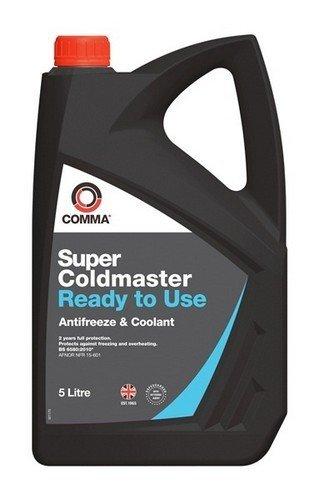 Comma  SCC5L Super Red Gefrierschutzmittel und Kühlmittel 5L