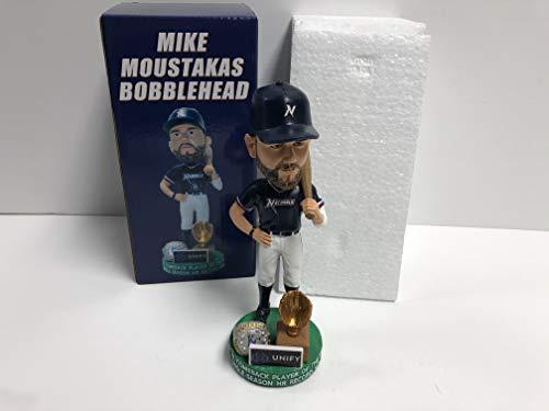 Mike Moustakas 2018 Arkansas Naturals/Kansas City Royals Bobble Bobblehead SGA