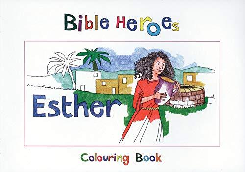 Bible Heroes Esther (Bible Art)