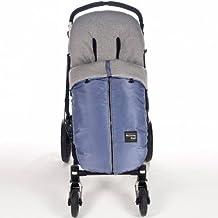 Walking Mum AA222 - Funda para silla universal urban, color azul