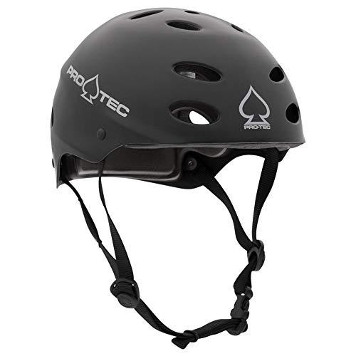 Pro-Tec Helm Ace Water, Matte Black 11, 60-62 cm