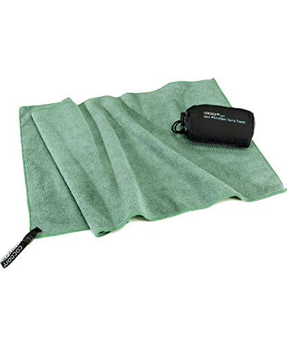 Cocoon Terry Towel Light, Bamboo Green, XL