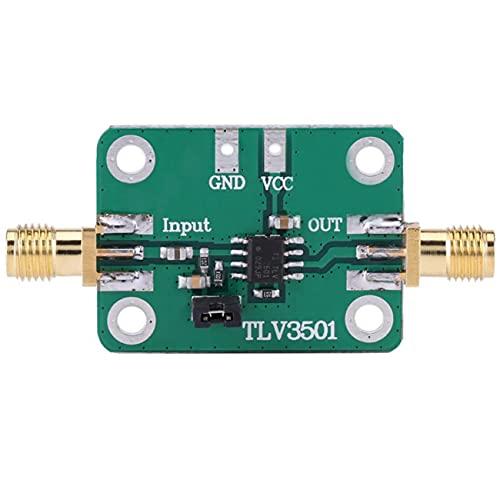 Ashley GAO Contador de frecuencia de alta velocidad del contador de frecuencia del módulo de forma frontal DC 2.7-5V del solo canal SMA