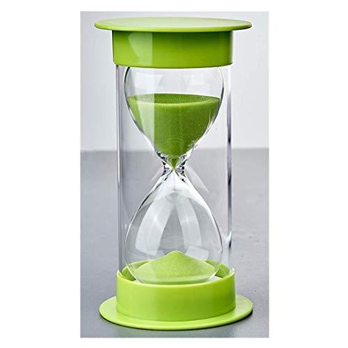 Shyonda Sanduhr Sanduhr Doppelter Schutz für Küchentimer und Zeitmessung 5 min 10 min 15 min 30 min 45 min 60 min-10 min in